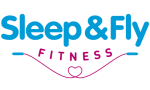 Лого Sleep&Fly Fitness